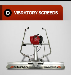 VIBRATION SCREED
